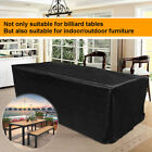Extra Large Waterproof Rain Garden Patio Outdoor Furniture Cover Rattan Table