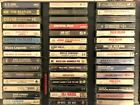 CASSETTE TAPES: ROCK, BLUES, OLDIES, JAZZ, Classic; all .99, all at least VG+