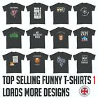 Mens Funny T-Shirts novelty t shirts joke t-shirt clothing birthday tee gift 1