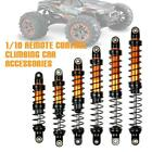 2/4x Metal Shock Absorber Damper Rc Parts Accessory Buggy Car For 1/10 S4e7