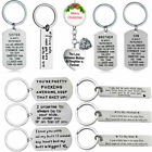 Mothers+Fathers+Day+XMAS+Gifts+For+Her+Mum+Dad+Brother+Birthday+Keyring+Present