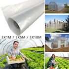 Greenhouse Polythene Cover Clear Film Sheeting For Vegetables Fruit Tear-proof