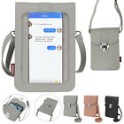 Mini Women Crossbody Touch Screen Purse Cell Phone Bag Wallet Shoulder Handbag