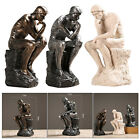 Auguste Rodin Statue The Thinker Sculpture Home Decoration Ornament Figurine