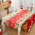Christmas Table Runner 1.8m Long Xmas Decorations Tablecloth Festive Cover