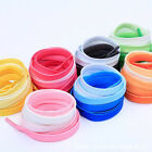Shoestring Replacement Gradient Color Athletic Sneakers Repair Shoe Laces Rope
