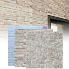 10pcs Xpe Foam 3d Self Adhesive Panels Wall Stickers Home Decor Embossed Brick