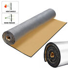 394mil 15sqft Car Sound Deadener Mat Firewall Heat Insulation Deadening Material