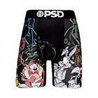 PSD Black Space Jam Team Boxer Briefs