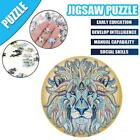 1000pcs Round Jigsaw Puzzles For Adults Kids Intelligence Challenge NEW X1
