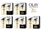 OLAY Total Effects 7 in ONE Anti-Ageing Moisturiser-SPF, NIGHT, FRAGRANCE FREE