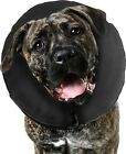 ZenPet Protective Inflatable Recovery Collar for Dogs and Cats - Soft Pet Con...