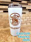 SMITH & WESSON TRAVEL MUG - CUSTOM LIMITED EDITION - ONLY ONE PRINTED