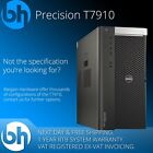 Dell T7910 Configure up to: 2x 22C/2.60GHz, 256GB DDR4, 8GB Quadro Workstation
