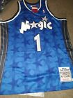 Orlando magic throwback retro jersey new with tags O'NEAL shaquille McGrady