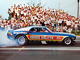 Connie Kalitta 1969 Bounty Hunter Ford Mustang NITRO Funny Car PHOTO! #(21)