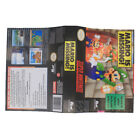 Artwork Video Game Case Insert Paper Cover Art only Printing Service NO GAME