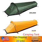 Travel Tent Lightweight  Camping Tent Outdoor Sleeping Bag with Storage Bag Q0O1