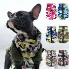 Waterproof Pet Dog Clothes For Small Dog Coat Jacket Camouflage Puppy Cat Vest