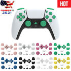 New Custom Thumbstick D-Pad LB RB Trigger Button Replacement For PS5 Controller