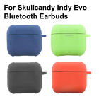 New Silicone Case Cover Skin for Skullcandy INDY EVO Wireless Bluetooth Earbuds