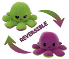 Reversible Flip Octopus Plush Stuffed Toy Soft Animal Home Accessories Gift