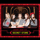 ITZY Official Goods Codename : Secret ITZY SECRET STORE + Tracking Number
