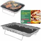 Disposable Instant BBQ Barbecue Charcoal Grill Outdoor Camping Large Cooking
