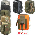 MOLLE Tactical Pouch Compact Gear Outdoor Belt Waist Bag Phone Case for iPhone