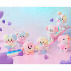 BTS BT21 Official Authentic Goods Baby Rainbow Flat Fur Standing Doll + Tracking