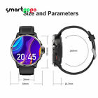 DM30 1.6 Inch WIFI GPS Dual Cameras Smart Watch Face ID Android 9.1 4+64GB BSG