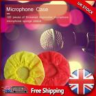 50+Pairs+Non-Woven+Disposable+Microphone+Covers+KTV+Mic+Protective+Cap+Pads
