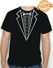 TUXEDO T-shirt S/M/L/XL/XXL Birthday Gift Idea PROM Funny Choose size / Colour