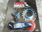 DMR Single Speed Sprocket Convertor + Chain Tensioner (TWIN PACK) 6 Colours NEW