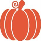 Pumpkin Fall Wall Decal Vinyl Sticker Decor Autumn