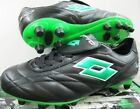 LOTTO STADIO CLASSIC FG FOOTBALL SOCCER BOOTS CLEATS
