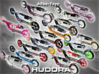 Hudora Big Wheel Scooter Aluroller Roller 205 TÜV GS
