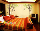 """Wall Decor Decal Sticker Removable vinyl large tree 96"""" 3 trees"""