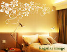 Wall Decor Decal Sticker Removable Vinyl flower vine A