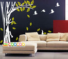 """Wall Decor Decal Sticker Removable large tree trunk 73"""""""