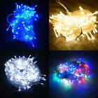 100/200/300 LEDs String Fairy Lights for Christmas Tree Xmas Garden Party