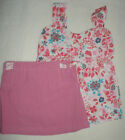 RIPPA GIRLS SUMMER SKIRT AND TOP SET / BNWT