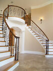 Fitts Stair Parts Wrought Iron Balusters -Options Avail