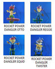ROCKET POWER FIGURE DANGLER ORNAMENTS PULLS - YOU PICKONE OR GET WHOLE SET
