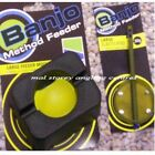 Preston ELASTICATED Banjo Method Mould & Feeder