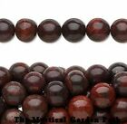 "16"" Strand Brecciated Jasper  Natural Round Beads  4,6 or 8mm Available"