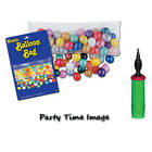 Balloon Drop Bag Large Heavy Duty With or Without Balloons Fast New Years Party