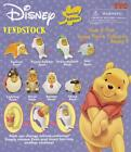 NEW TOMY DISNEY WINNIE THE POOH PEEK-A-POOH SERIES 3 SET OF 8 DANGLERS YOU PICK