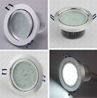 15W/18W LED Ceiling Light Dining Room Bedroom Office Hotel Lamp Frosted Acrylic