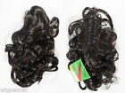 red hair with extensions - Hair Piece Claw Clip with Wavy Hair Which is 17inches Long Clip-in-Extensions